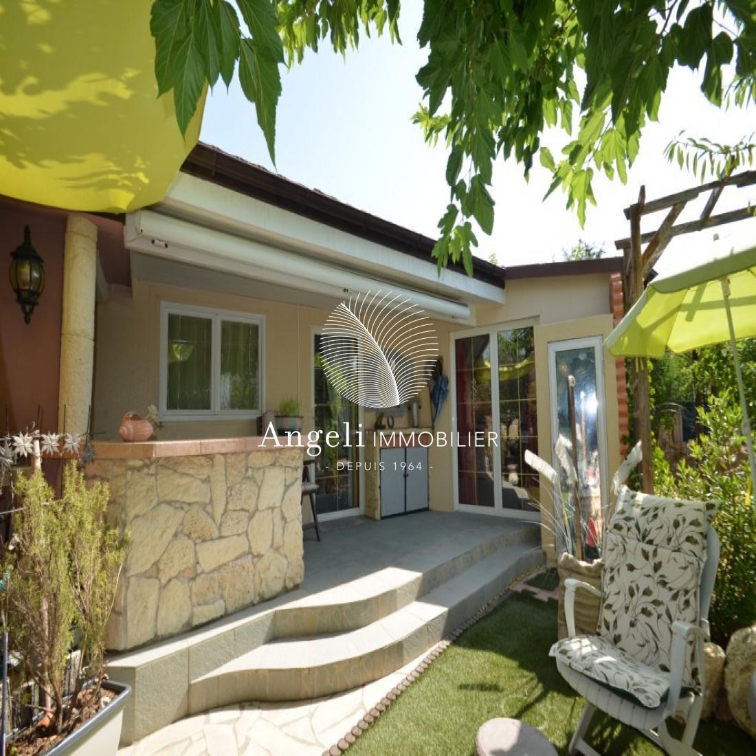 Vente maison vendre roquebrune sur argens angeli - Deux maisons sur un seul terrain ...